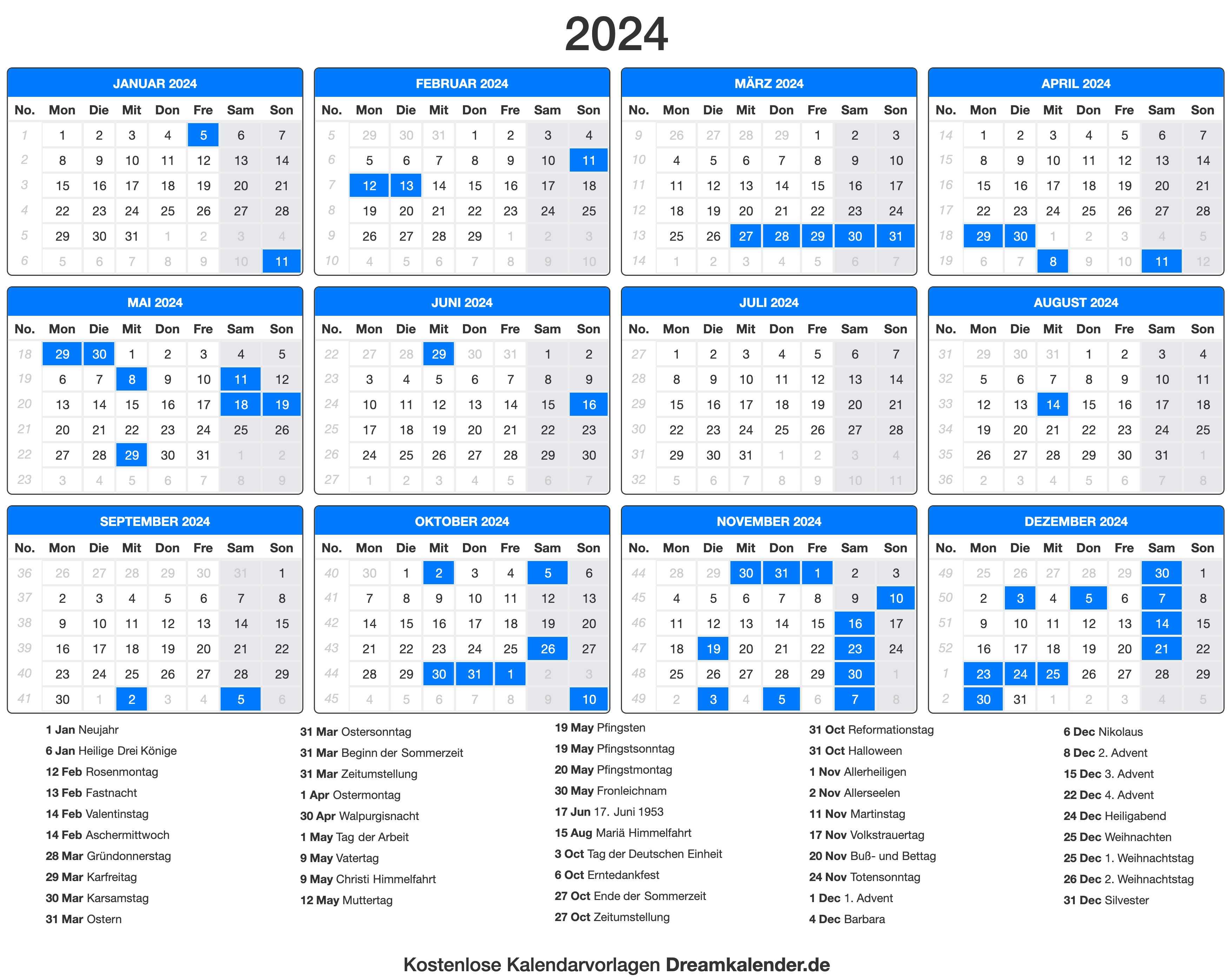 Frei Kalender Juni 2019 Zum Ausdrucken